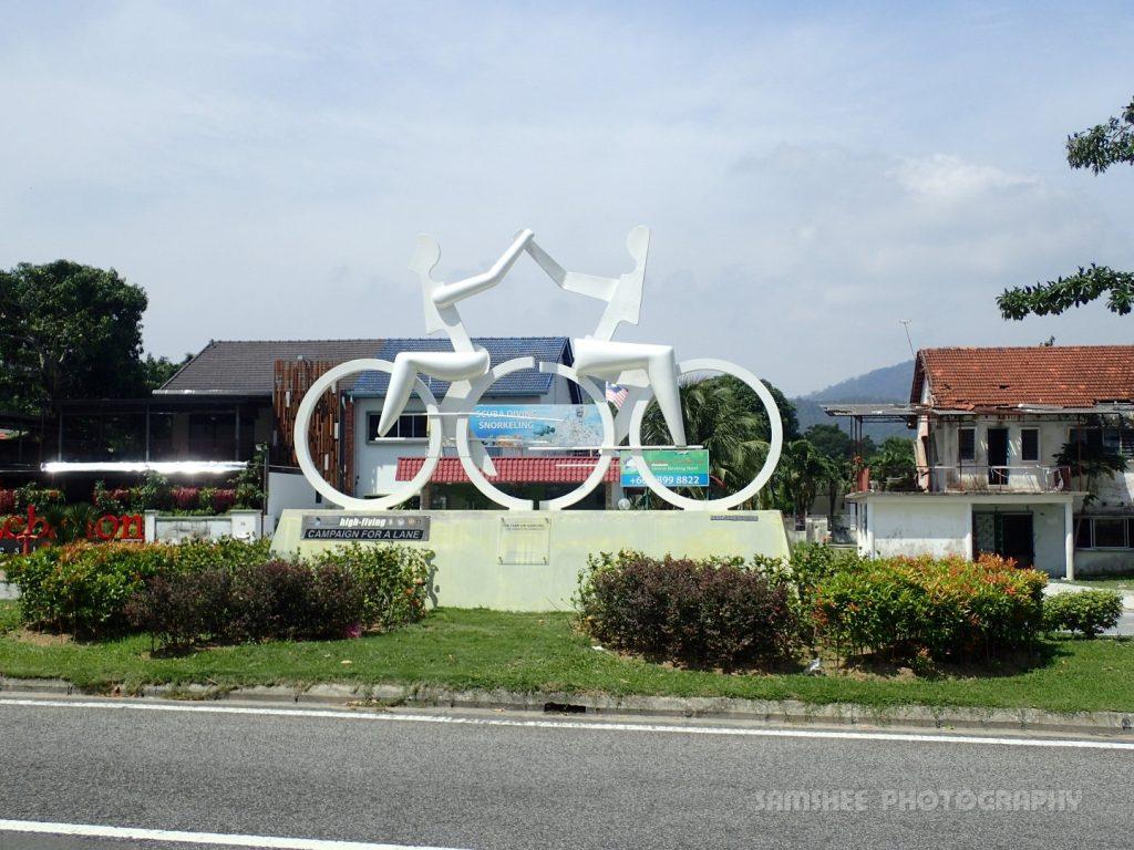 Bikelah Cycling Experience Teluk Bahang