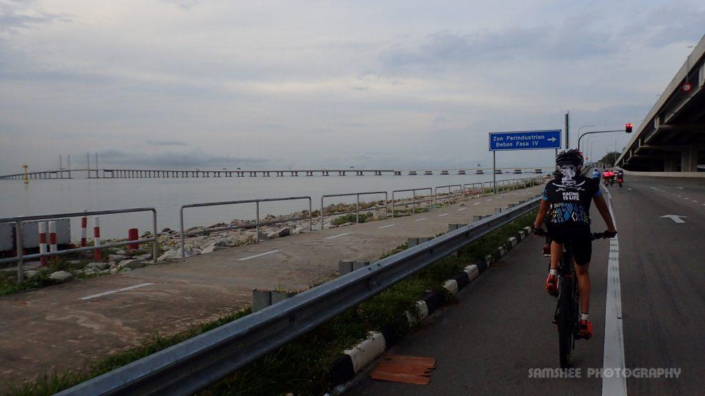 Penang Island Haji Rain Cycling
