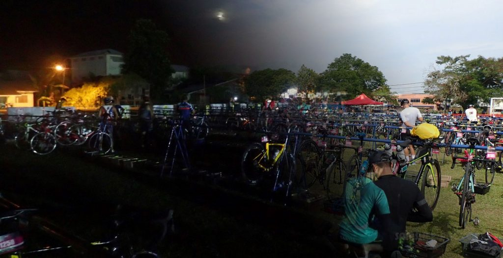 Kerian International Duathlon Day Night