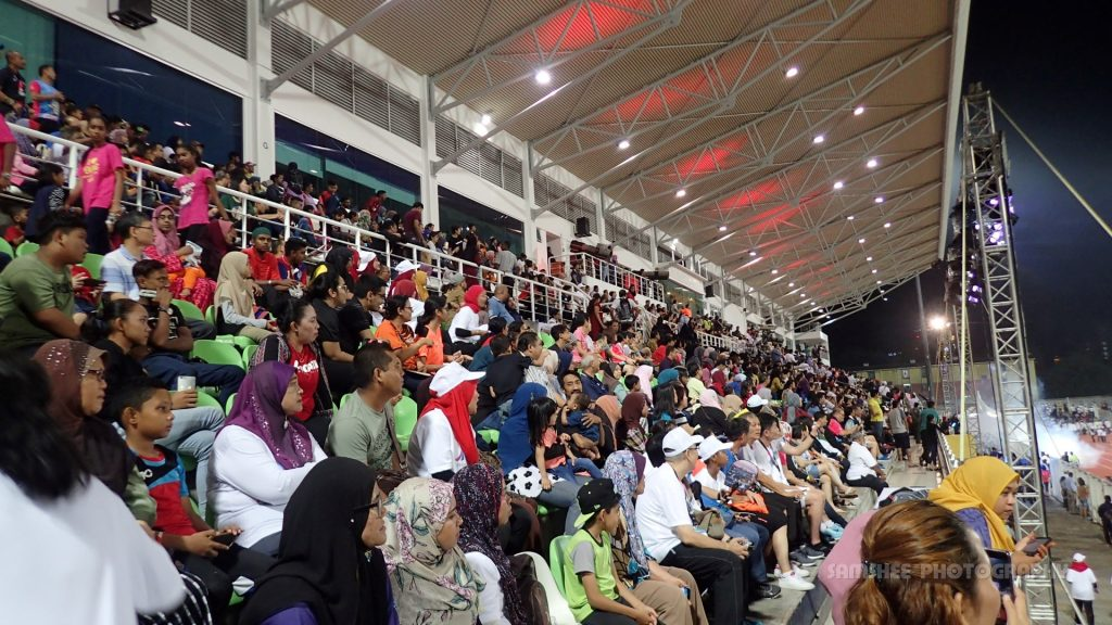 Penang Asia Pacific Masters Games Howei