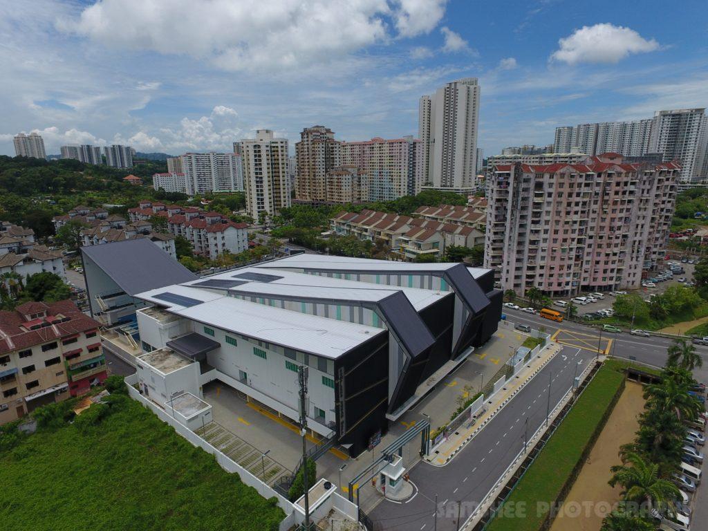 Penang Relau Sports Complex