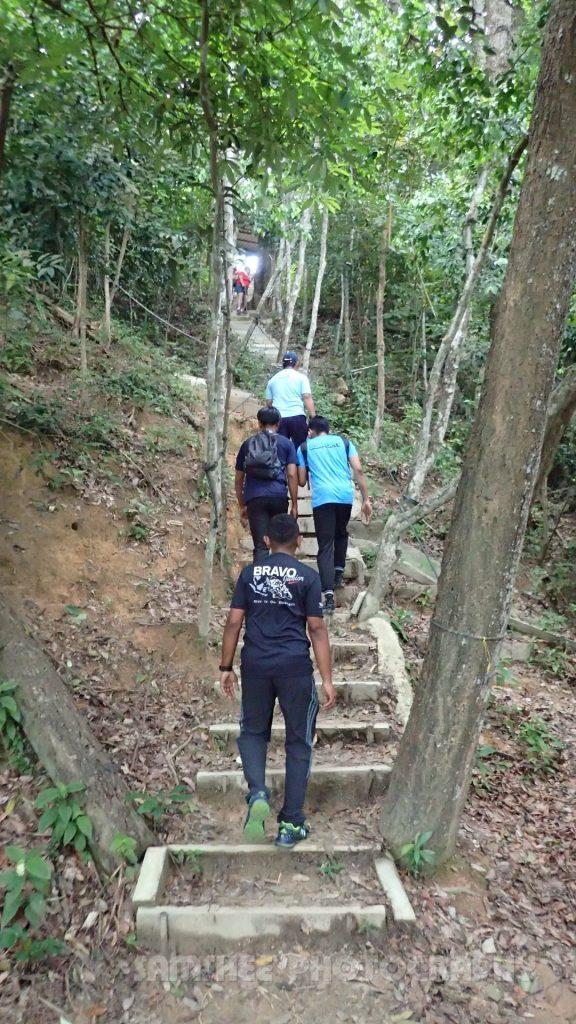 Penang Hill Bukit Cendana Moon Gate Sam Hikelah