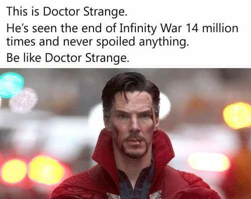 Dr. Strange Good Guy Spoiler Free