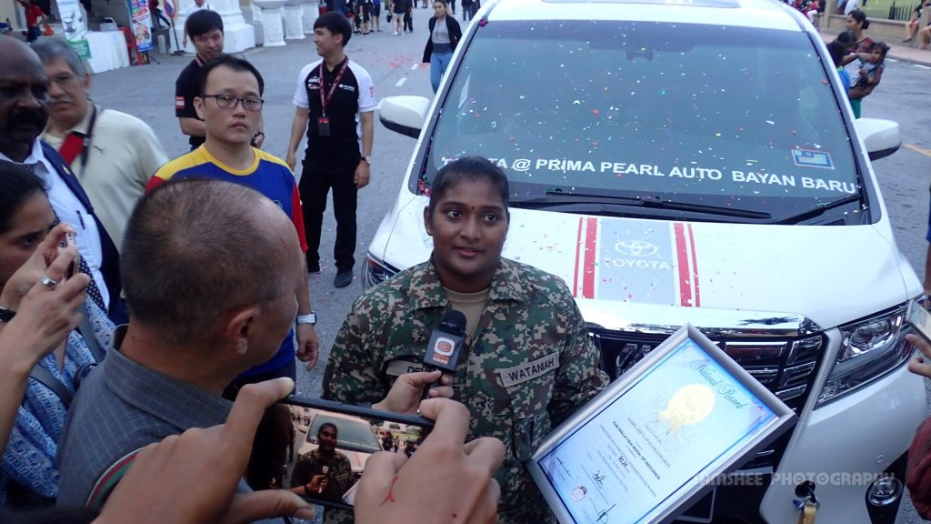 Penang Guinness Book Record Car Pull