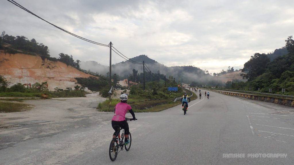 King of Mountain DRCC Cameron Highlands Howei Cycling