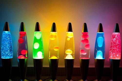 Life Lava Lamp