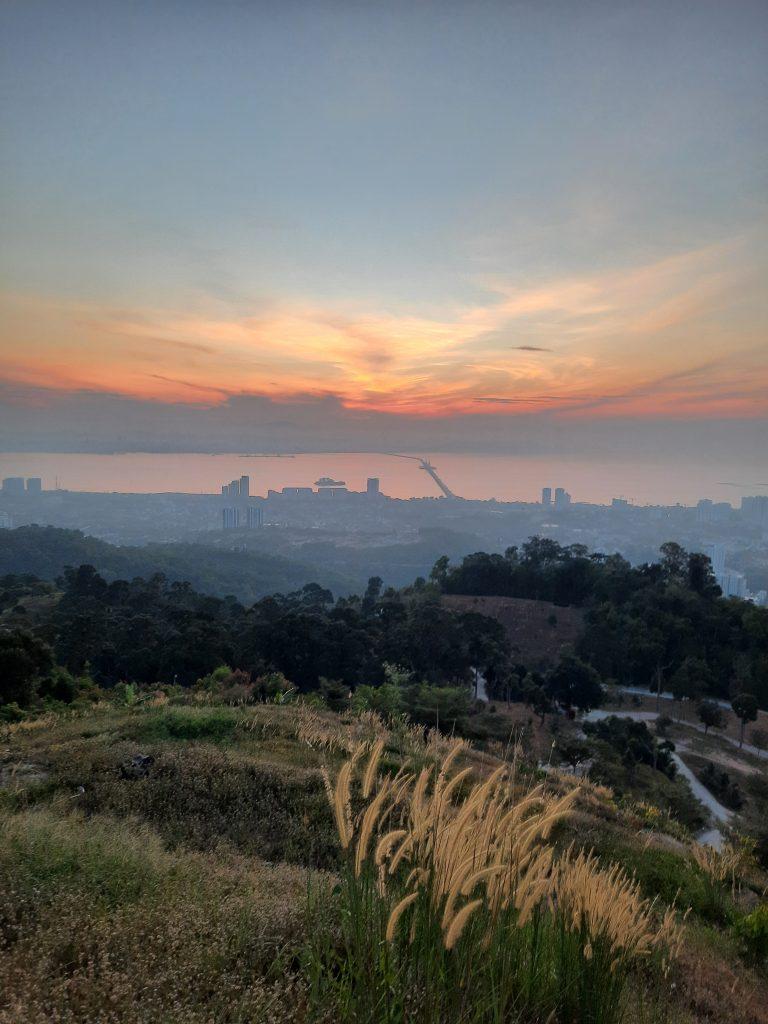 Iconic Hill Sunrise